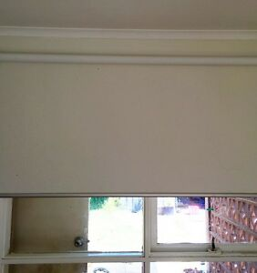 Roller Blinds x 6. (4 with solar shades) Buy all or separately. Seaford Frankston Area Preview