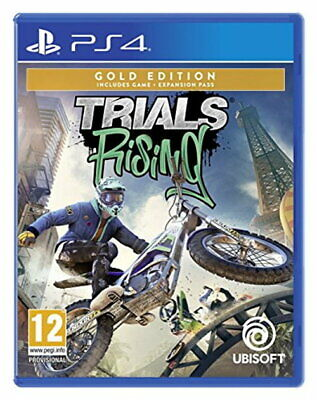 Trials Rising Gold (PS4)