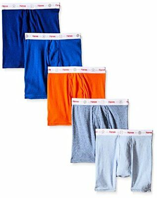 Hanes Toddler Boys  Boxer Briefs - 5 Pack - Select (Hanes Toddler Boys Briefs)