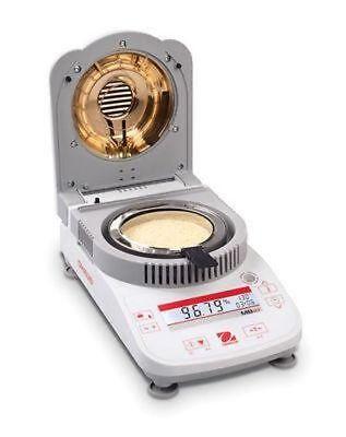 Ohaus Mb27 Analytical Moisture Analyzer Halogen 90g Capacity 1mg Warranty