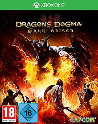 XBOX ONE Dragon's Dogma Dark Arisen Uncut NEU&OVP (Dragon Dogma Dark Arisen)