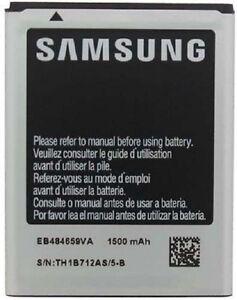 NEW OEM SAMSUNG EB484659VA BATTERY EXHIBIT 2 4G SGH-T679, FOCUS FLASH SGH-I677