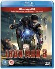 Iron Man 3 Action & Adventure Steelbook DVDs & Blu-ray Discs