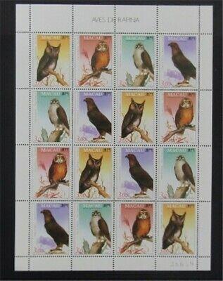 nystamps Macao Stamp # 702a Mint OG NH $30   L23y3376