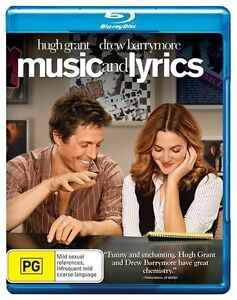 *Brand new & sealed* Music And Lyrics (Blu-ray, 2009) Hugh Grant, Drew Barrymore