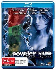 Powder Blue NEW B Region Blu Ray