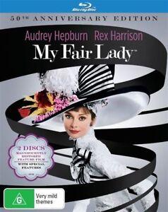 My Fair Lady : 50th Anniversary Edition : NEW Blu-Ray