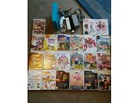Nintendo Wii And 21 Games