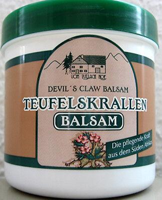 Gelenk Balsam (Teufelskralle Balsam (100ml=3,96 Euro) Creme gegen Gelenkschmerzen 250ml)