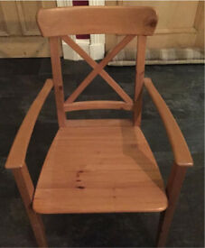 One Ikea In Golf Dining Table Chair Used Condition
