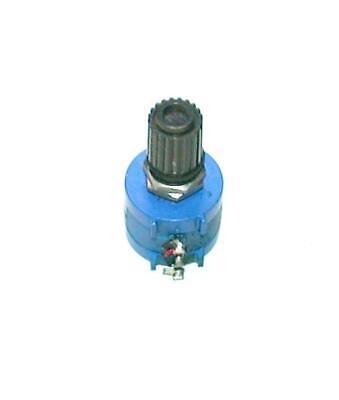 Bourns 3590s-1-203 10-turn Potentiometer Wknob 20k Ohm