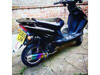 Direct bikes 50cc ninja