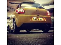 CITREON DS3 1.6 HDI Deisel