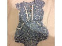0-3 Months/Newborn Baby Girl Clothes Bundle