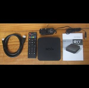 Android tv box kodi loaded