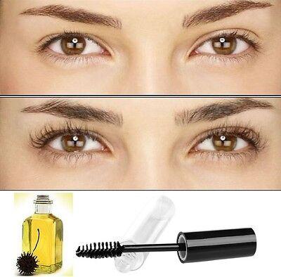 Organic Castor Oil Eyelash/Eyebrow Enhancer Growth Serum 100% Natural 10ml.