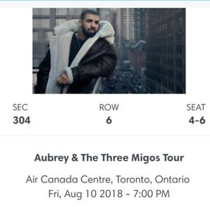 Drake Concert Tickets!!!!!