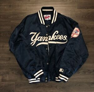 Vtg Starter New York Yankees Jacket a7542d7f9