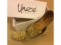 Men's shoes Indian Khussa| Unze