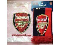 Football Team Arsenal Home Scarf 2014
