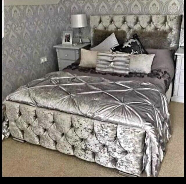 Nina Crystal Bed Set With Free Delivery And Warranty Available In Liverpool Merseyside Gumtree