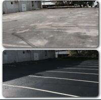 Asphalt Sealing and Cleaning Services