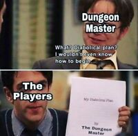 Starting Dungeons and Dragons group