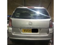 Vauxhall Astra Estate Breaking For Parts (2008)