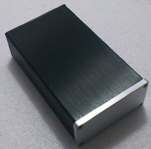 0905-Full-Aluminum-Enclosure-mini-AMP-case-Preamp-box-PSU-chassis