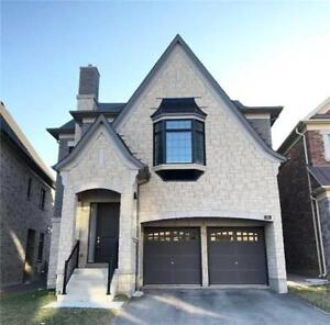 Gorgeous new  4bdrm house for rent in prime Vaughan!