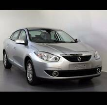 Renault Fluence2012 Auto, 2L  excellent condition Glenroy Moreland Area Preview