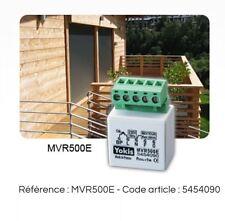 Micromodule encastré volet roulant MVR500E yokis 5454090