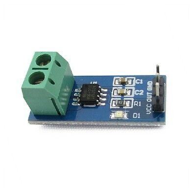 5pcs 30a Range Current Sensor Module Acs712 Module New