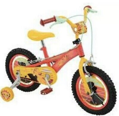 "Disney The Lion King 14""inch Children's Bike"