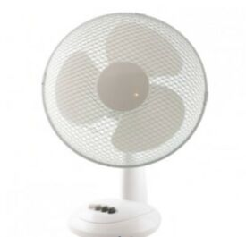 12 inch fan brand new will deliver in 30 mins anywhere in Southend area