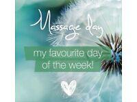 Female massage therapist -Full body Massage