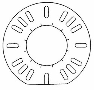 Replacement Gasket To Fit Beckett Burner Flange Replaces Beckett 3616