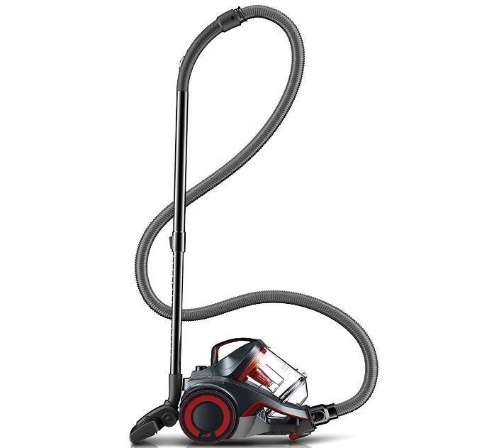 NEW Dirt Devil DASH Multi Carpet Canister Vacuum W/ Swipes 2