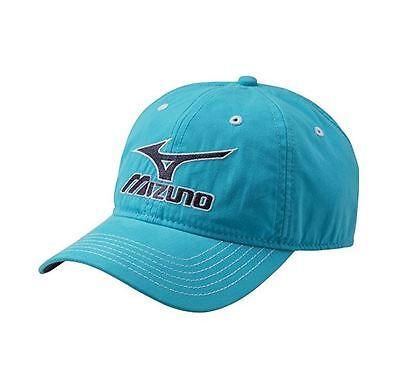 Mizuno Aruba Adjustable Golf Hat Cap OSFM Antigua Blue One Size (#67762)