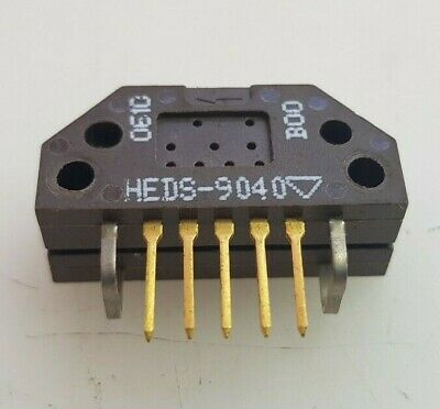 Broadcom Limited Rotary Encoder Heds 9040 B00 Optical 1000 Quadrature With Index