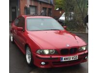 Bmw e39 530d sport fully loaded every extra