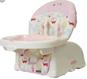 Highchair & booster seat