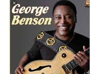 George Benson live at The Cliffs Pavillion