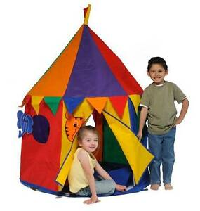 Play Tent Cubby House Bazoongi Circus Tent Pick Up or Deliver Frenchs Forest Warringah Area Preview