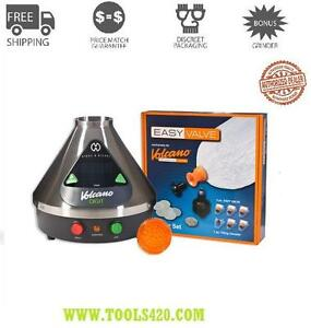 Authentic Digital Volcano Desktop Vaporizer Kit 30 DAYS RETURN POLICY Get 5% OFF + Free Shipping