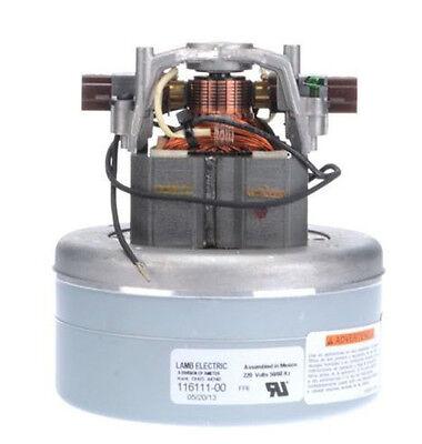 Ametek Lamb Vacuum Blower Motor 240 Volts 116111-00