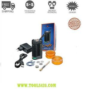 Authentic Crafty Portable Vaporizer - 30 Days Return Policy Get 10% OFF and Free Shipping