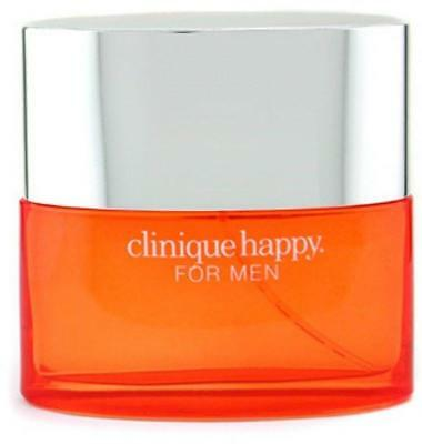 CLINIQUE HAPPY Cologne for Men 3.4 oz 3.3 New Tester with CAP (Happy Men Cologne)