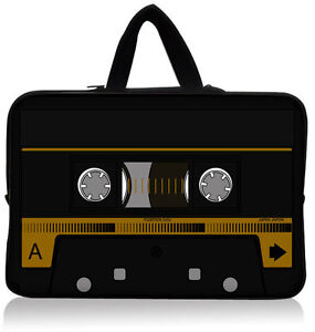 Cassette Tape Laptop Bag