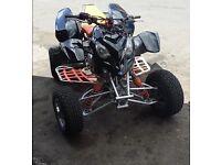 Quad Bike Road Legal.. Polaris Predator 500